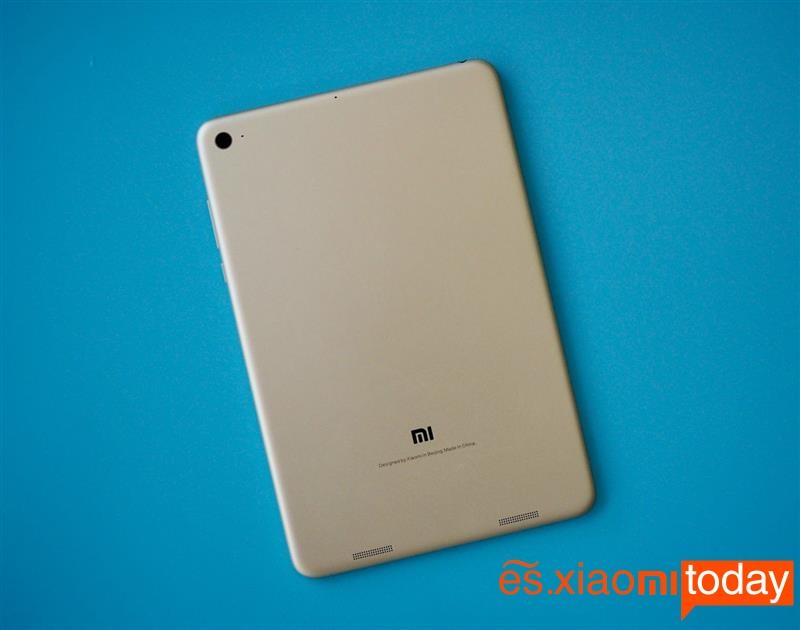 Xiaomi Mi Pad 3 - ofertas de otoño en Geekbuying