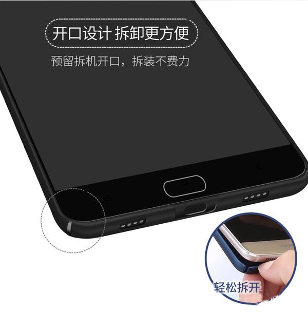 Xiaomi Mi6 - Case protector conector USB Tipo C