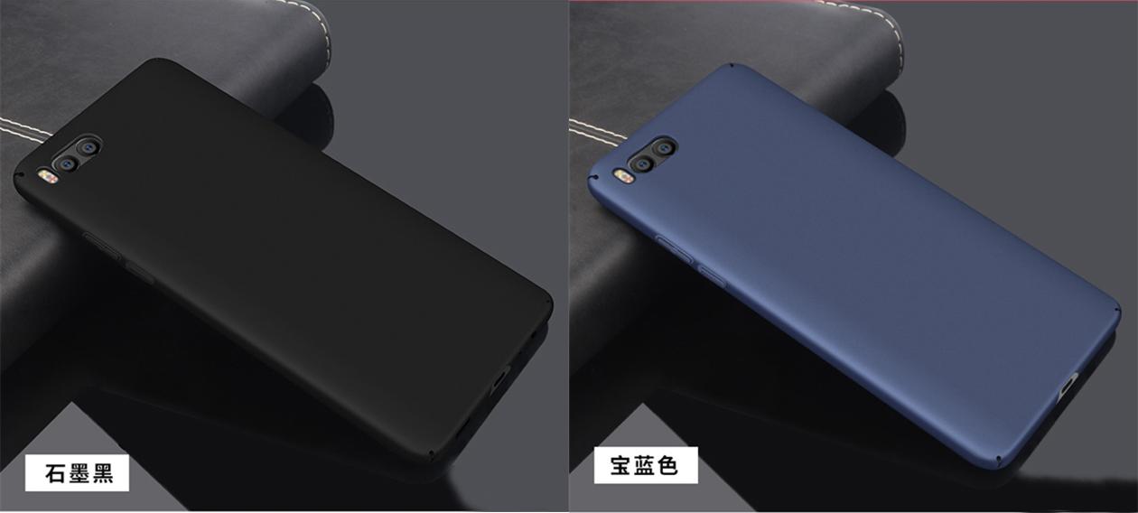 Xiaomi Mi6 Imágenes del case protector develan todos sus secretos