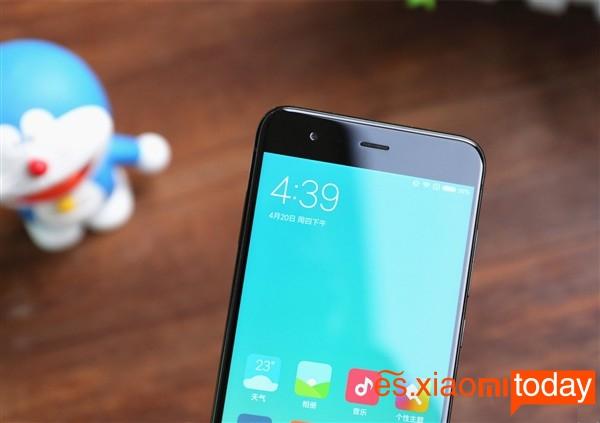 Xiaomi Mi 6 cámara 04
