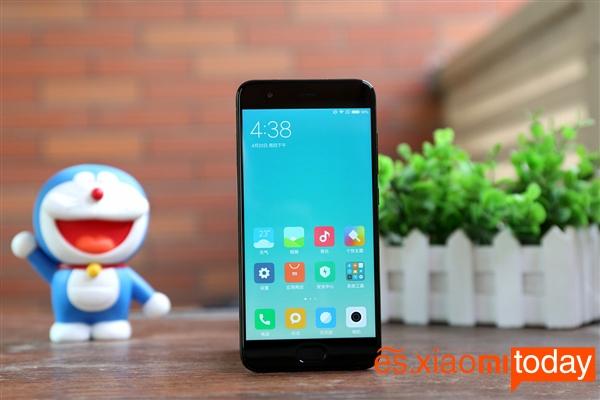 Xiaomi Mi 6 diseño 01