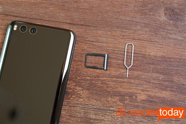 Xiaomi Mi 6 diseño 07