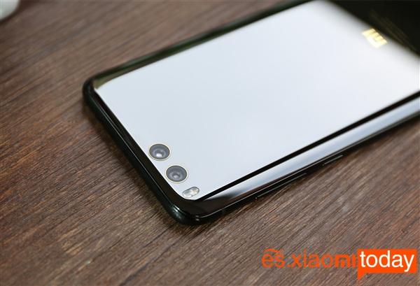 Especificaciones técnicas del Xiaomi Mi 6
