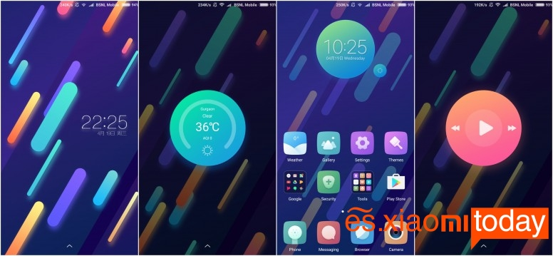 OnePlus 5 VS Xiaomi Mi 6 conexiones inalámbricas