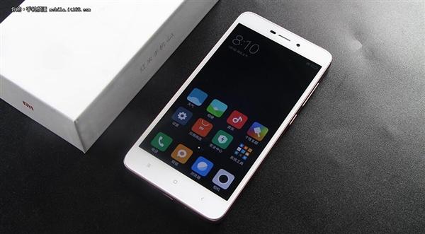 Xiaomi Redmi 4A destacada