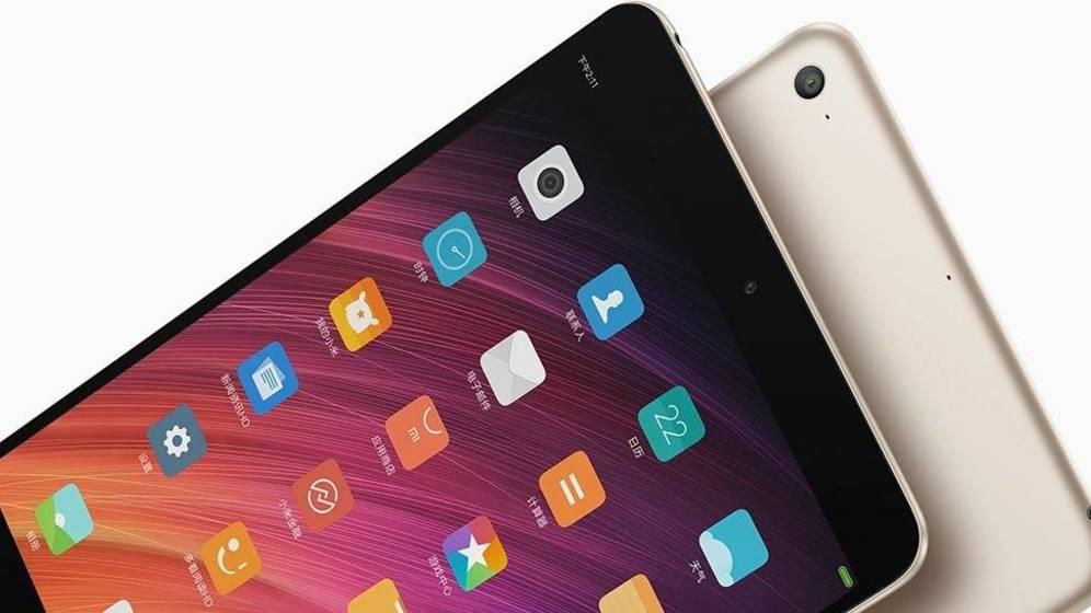 Xiaomi mi pad 3 oficial