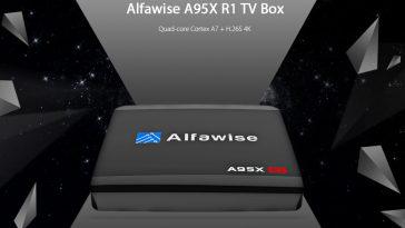 Alfawise A95X R1 destacada