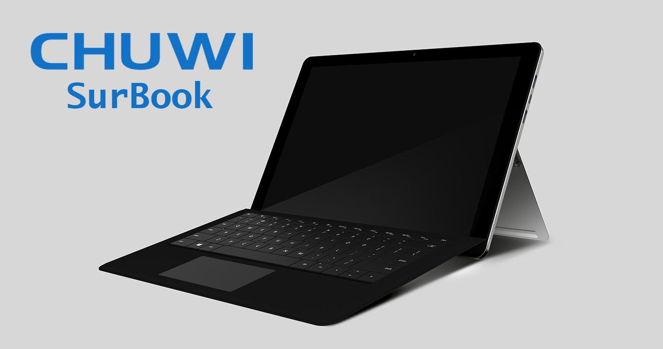 Chuwi SurBook 2 - Destacada