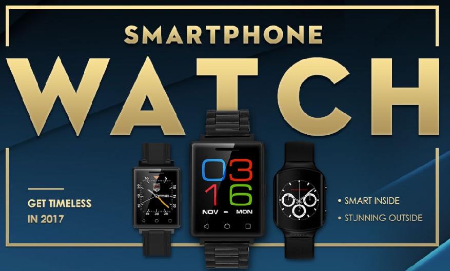 Gearbest ofertas Smartwatches destacada