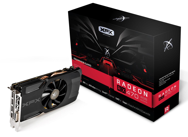 IPASON G6 RX 470 4GB VRAM DDR5