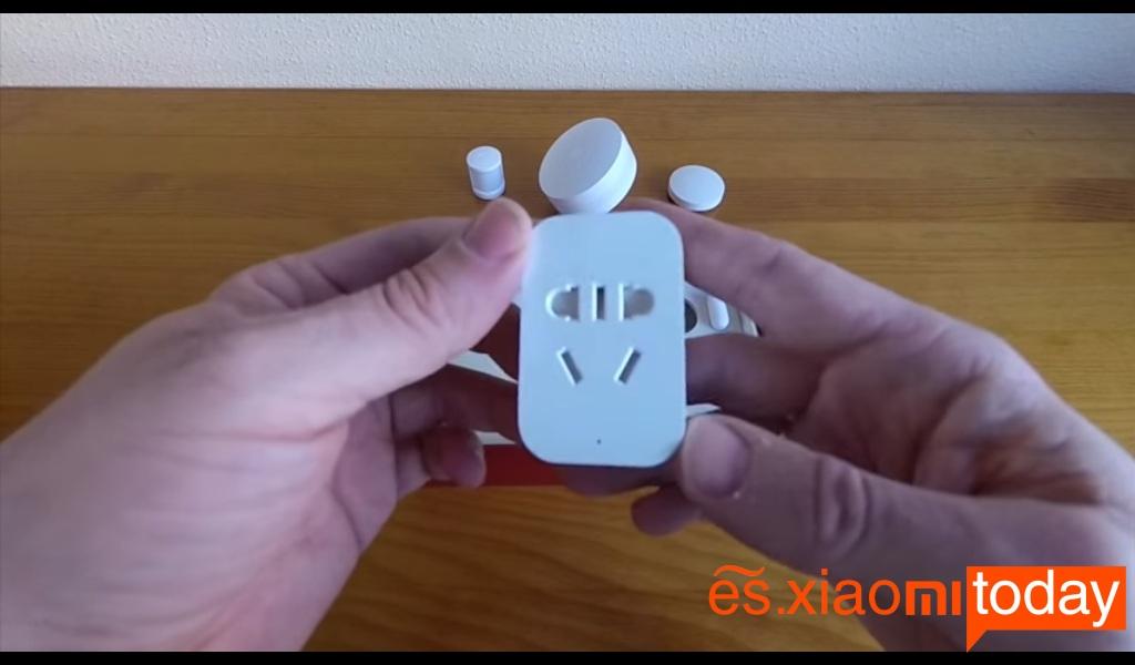 Kit de seguridad de xiaomi adaptador de corriente