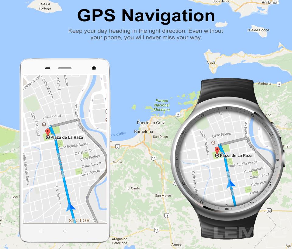 LEMFO LES1 GPS