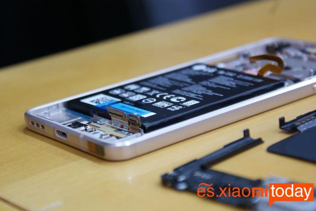 LG G6 batería 01