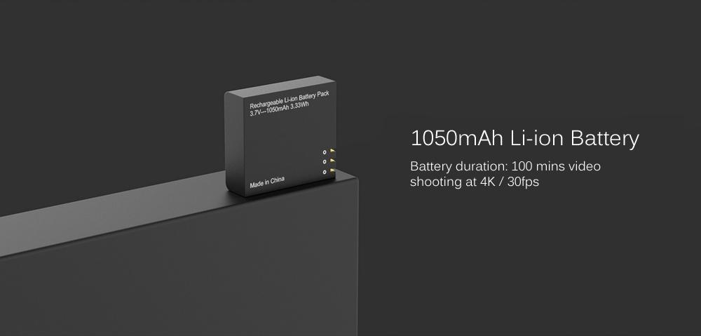 MGCOOL Explorer Pro 4K batería