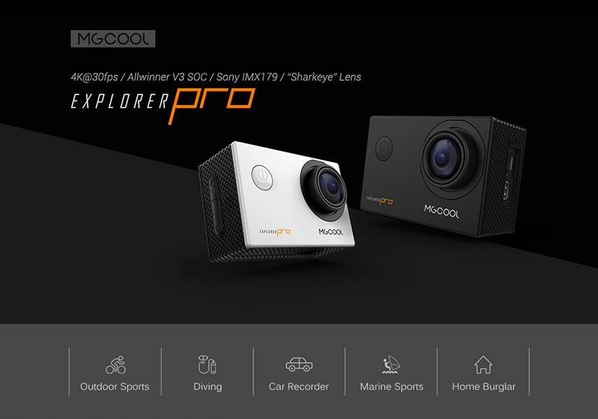 MGCOOL Explorer Pro 4K destacada