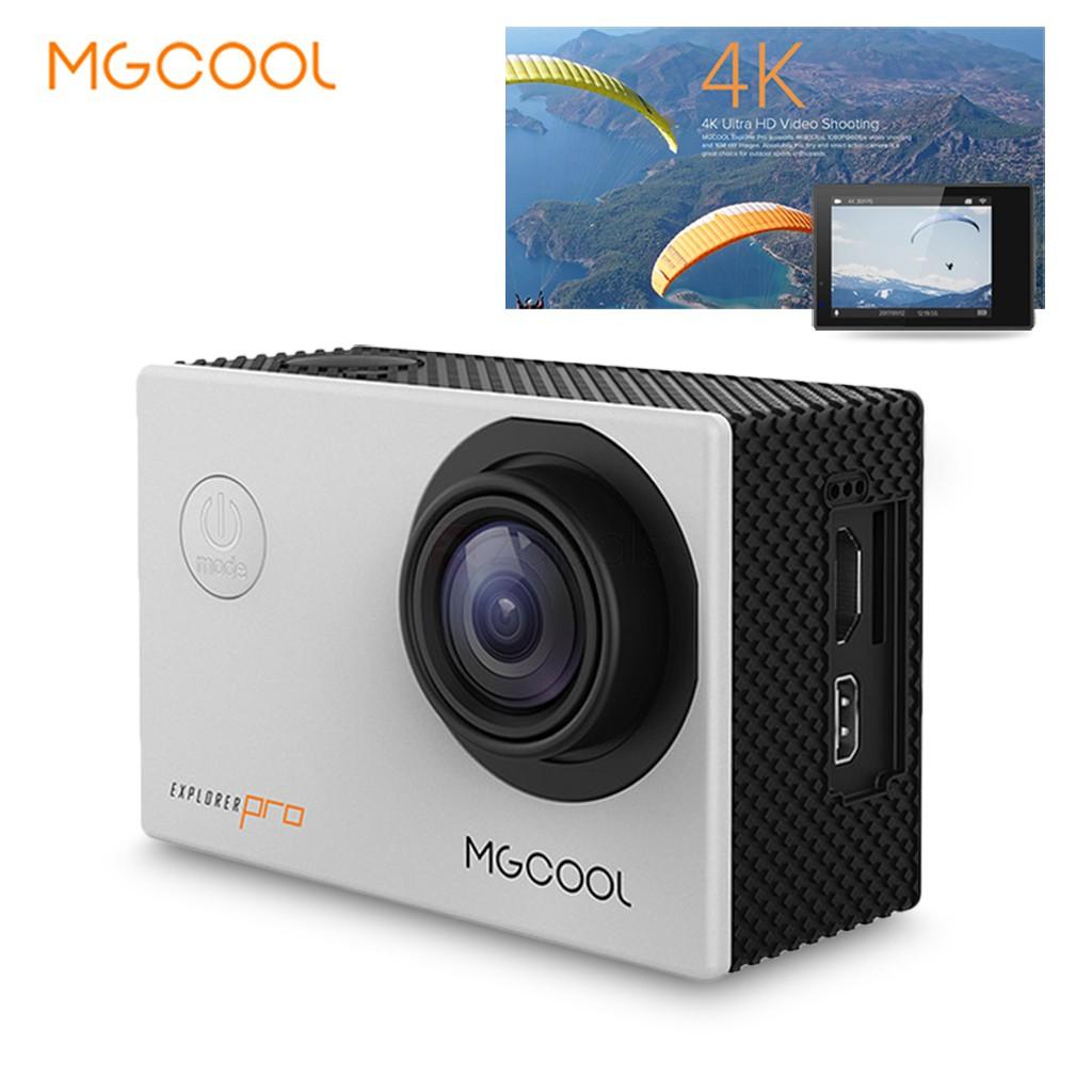 MGCOOL Explorer Pro 4K diseño