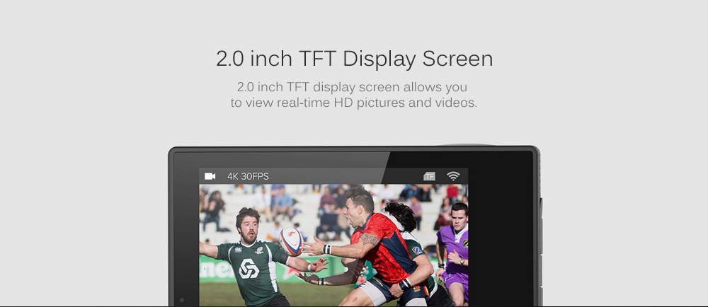 MGCOOL Explorer Pro 4K pantalla