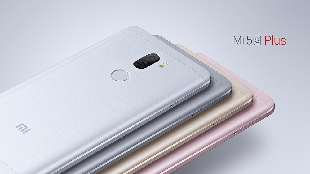 Mobile perfection xiaomi mi 5s plus diseño