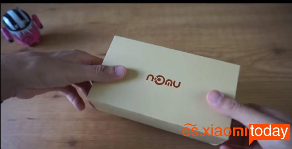 Nomu S10 caja