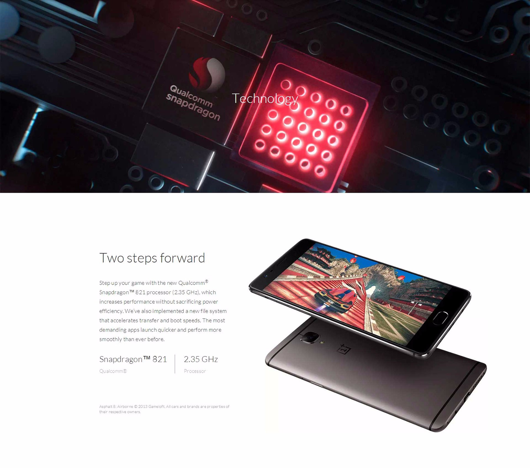 OnePlus 3T hardware