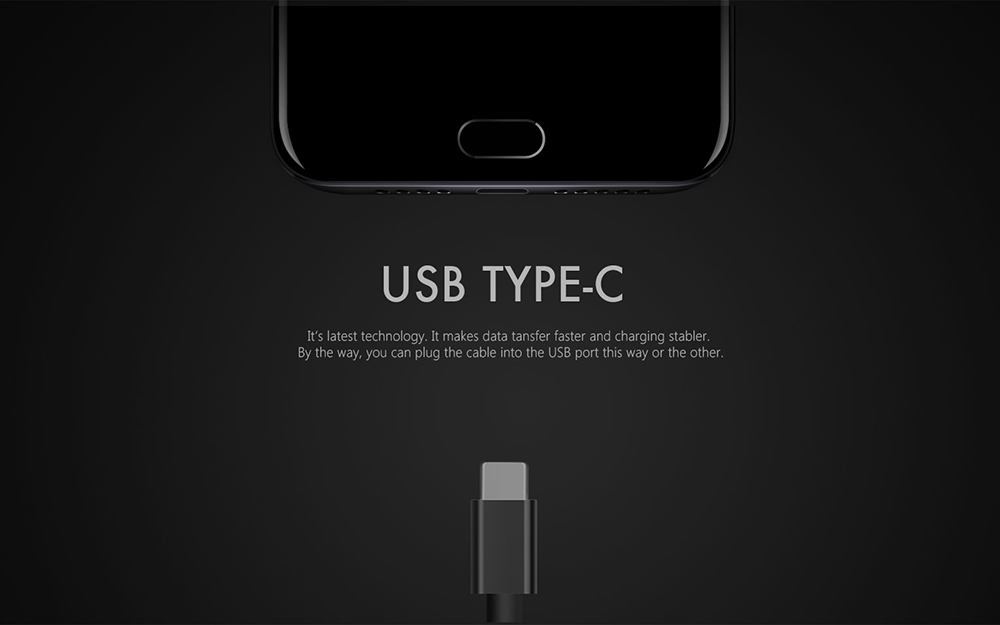 Ulefone Gemini Pro USB tipo C