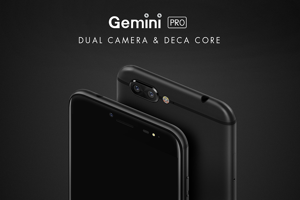 Ulefone Gemini Pro camara dual