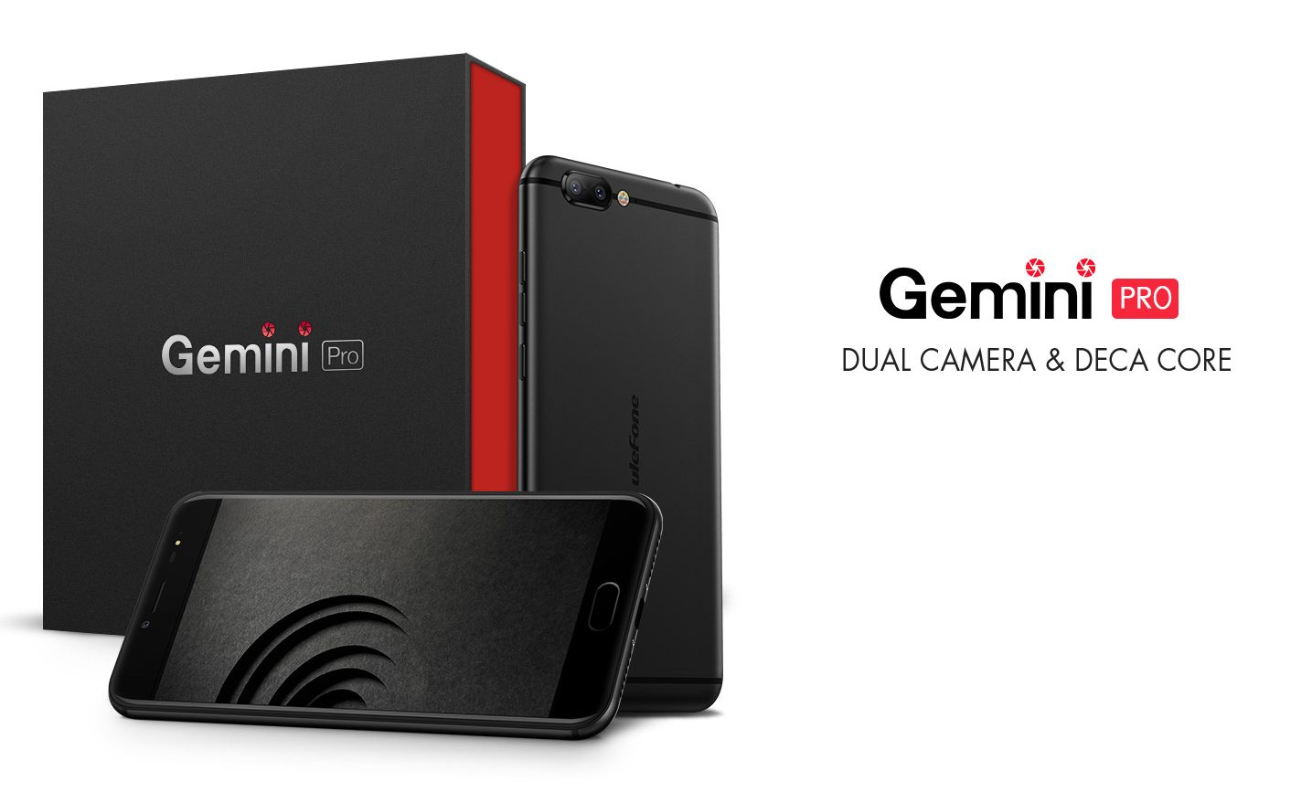 Ulefone Gemini Pro diseño 01