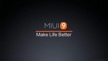 Xiaomi MIUI9 destacada