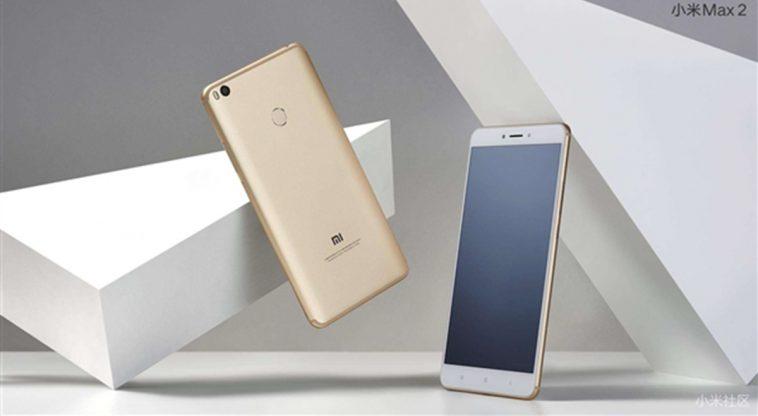 Xiaomi Mi Max 2 opinion características