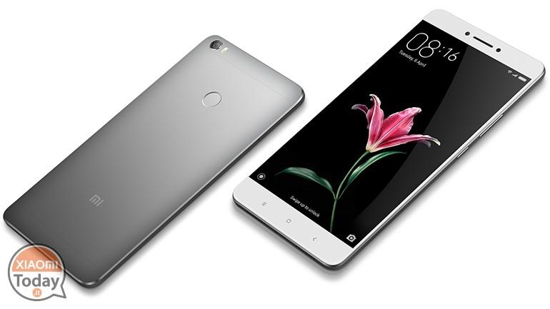 Xiaomi Mi Max2 destacada