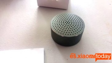 Xiaomi Mini Bluetooth Speaker destacada1