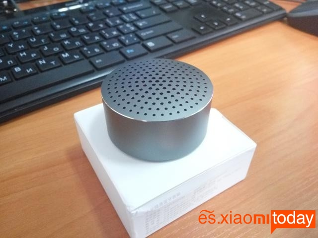 Xiaomi Mini Bluetooth Speaker muestra2