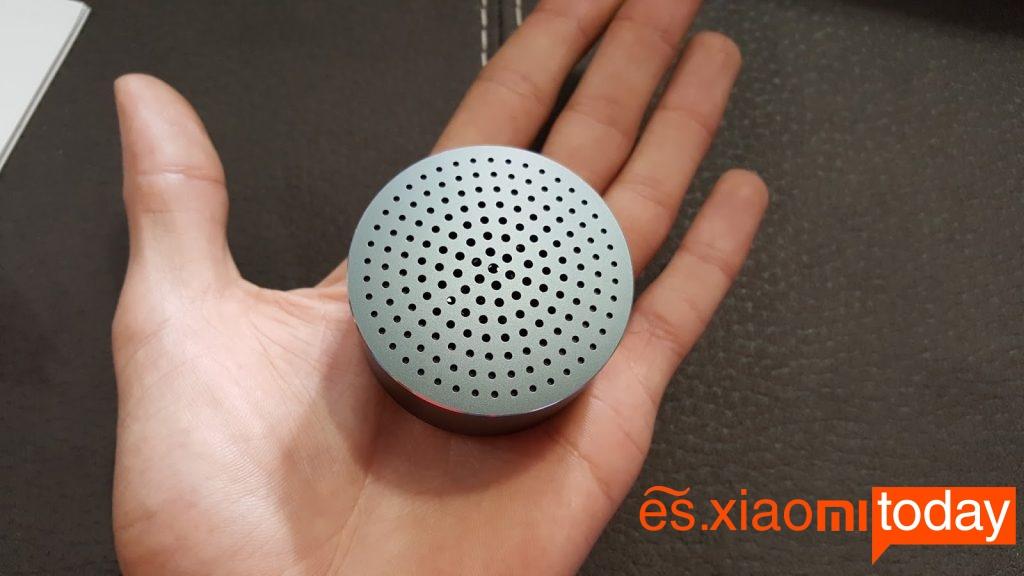 Xiaomi Mini Bluetooth Speaker muestra3