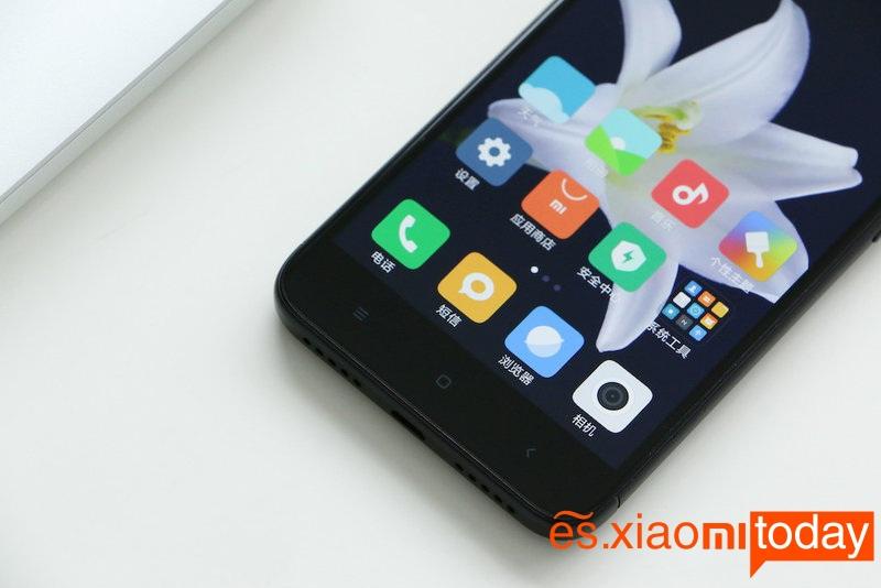 Xiaomi Redmi 4X pantalla