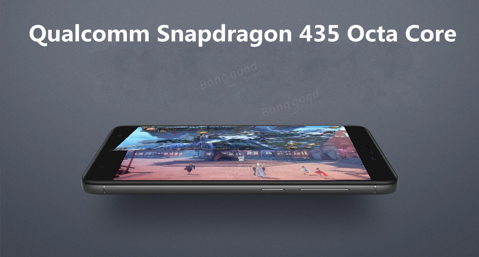 Xiaomi Redmi 4x hardware