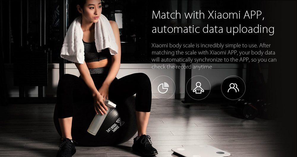 Xiaomi Smart Weight Scale 3