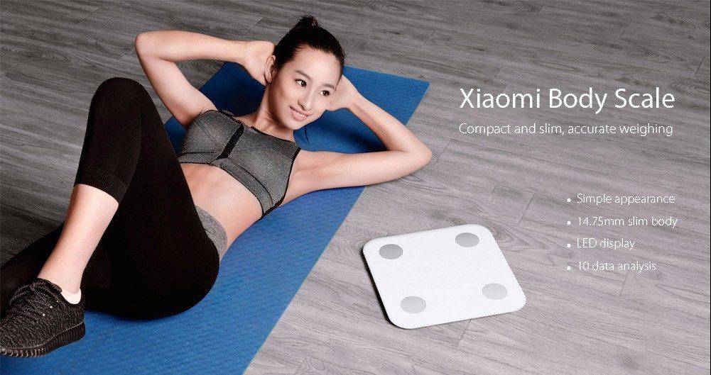 Xiaomi Smart Weight scale destacad
