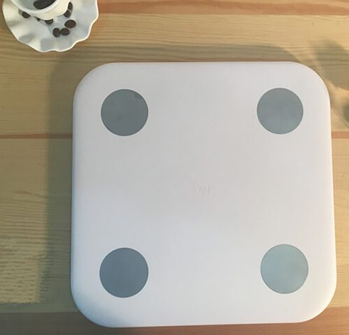 Xiaomi Smat Weight Scale principal