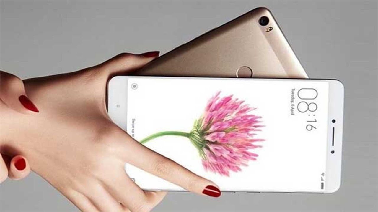 Xiaomi Mi Max 2 Interfaz MIUI mejorada y un diseño para usar con una sóla mano