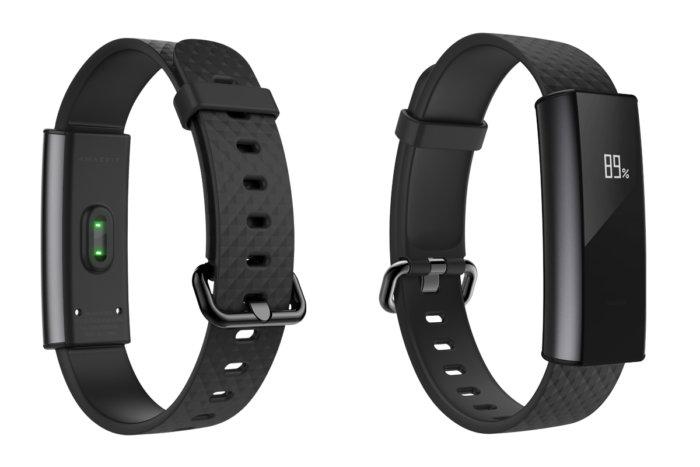 Xiaomi Amazfit Smartband A1603: Sincronización