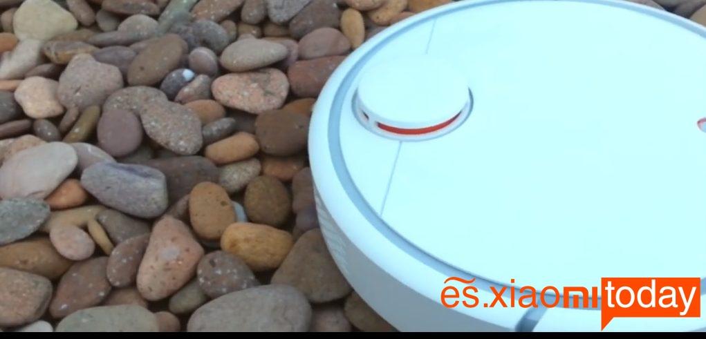 Xiaomi Mi Robot Vacuum radar infrarrojo