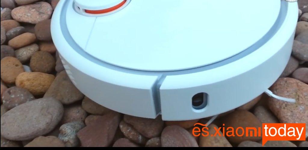 Xiaomi Mi Robot Vacuum sensor infrarrojo
