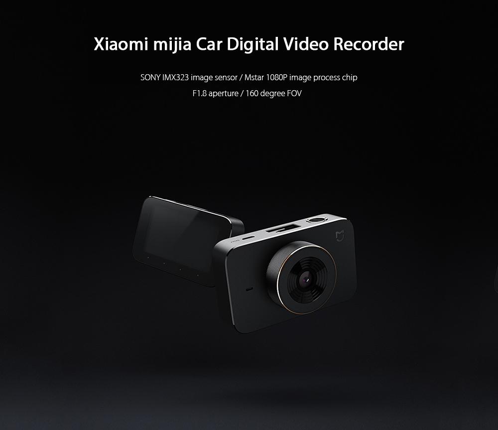 Xiaomi Mijia Car DVR diseño 2