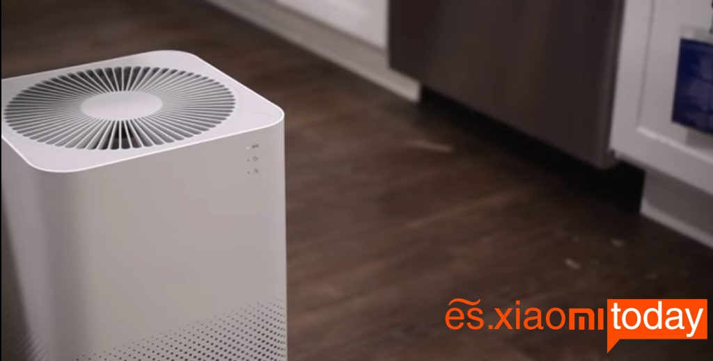 Xiaomi Smart Mi Air Purifier características