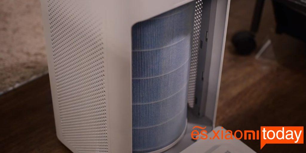Xiaomi Smart Mi Air Purifier filtro