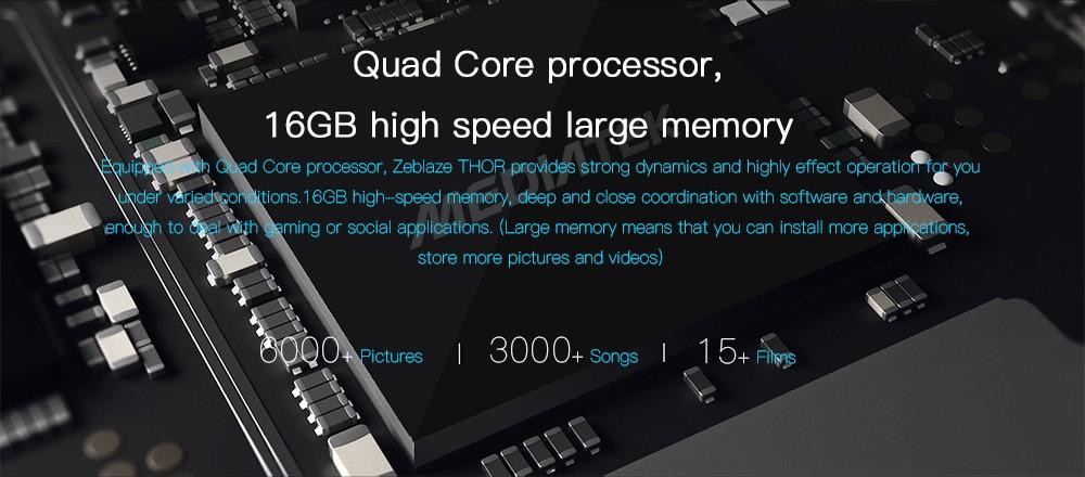 Zeblaze THOR Hardware