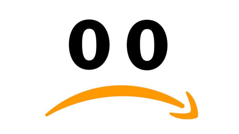 Amazon en pérdida