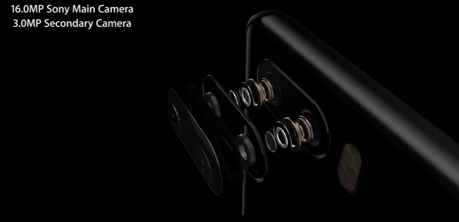 Bluboo S1 cámaras