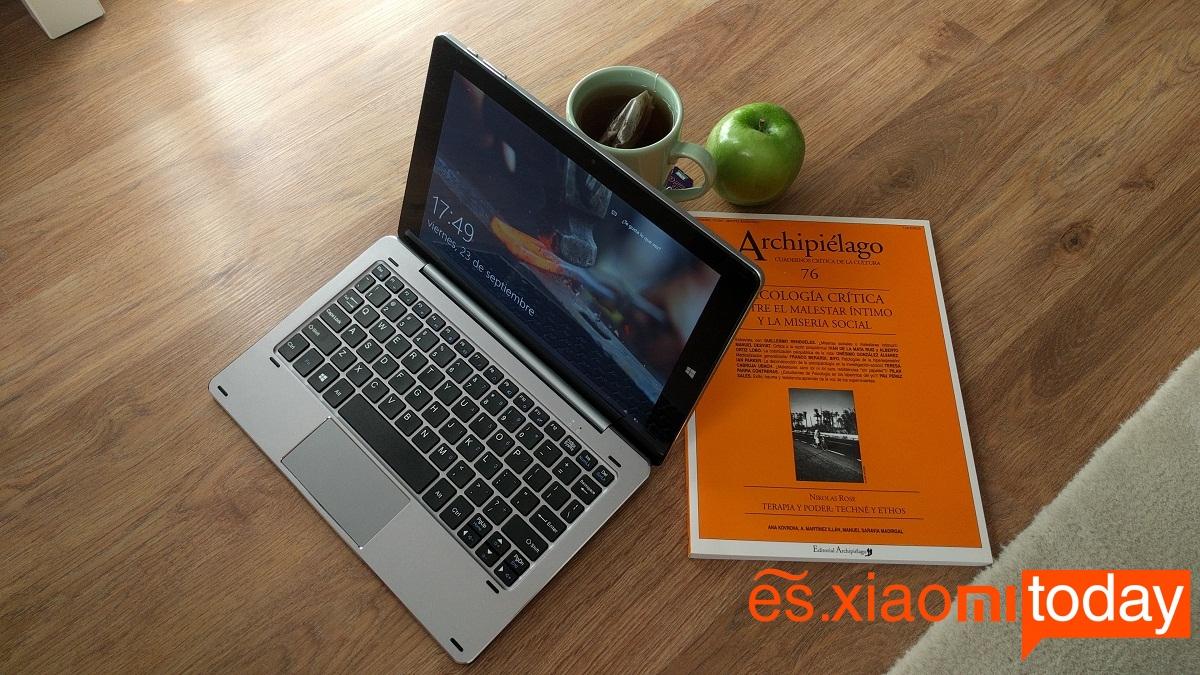 Chuwi HiBook Pro diseño 4