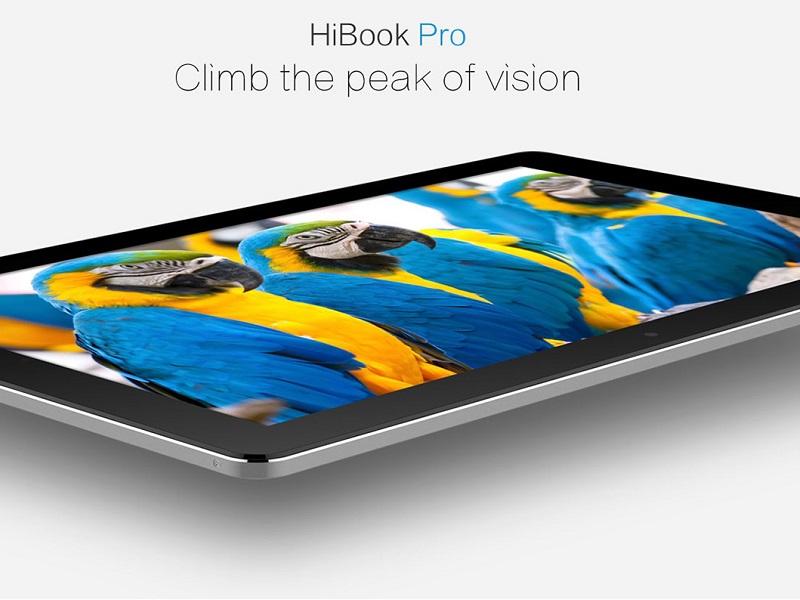 Chuwi HiBook Pro pantalla 2